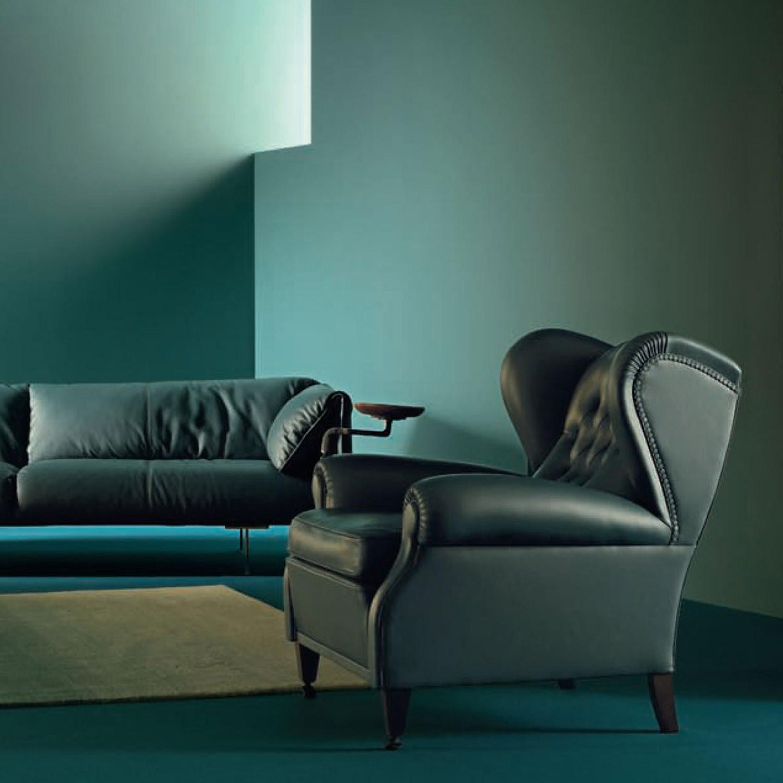 Poltrona Frau 1919 Lounge Armchair