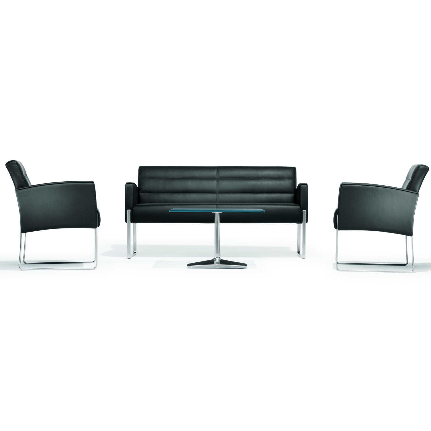 5070 Reception Seating designed by Dieter Kusch