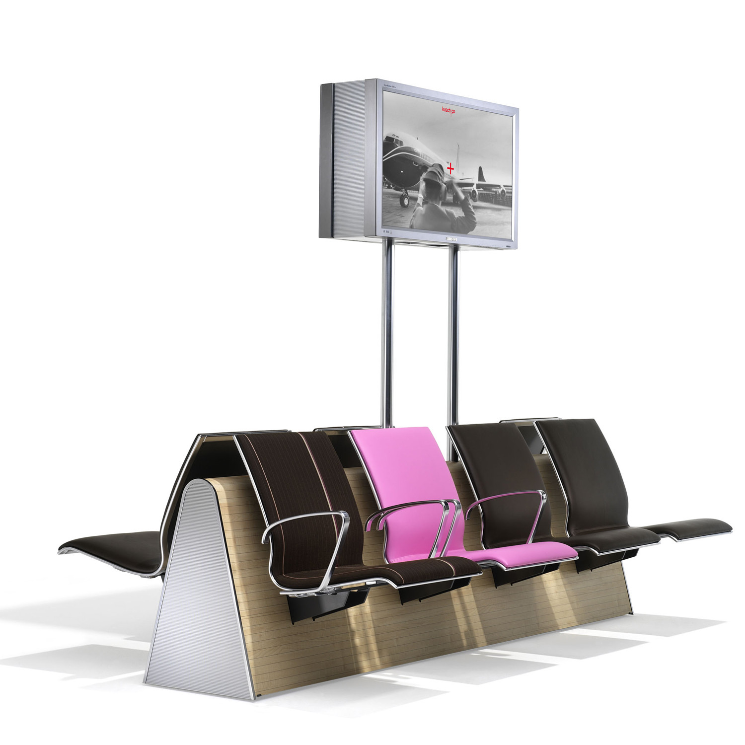 7500 Airport Beam Seating System