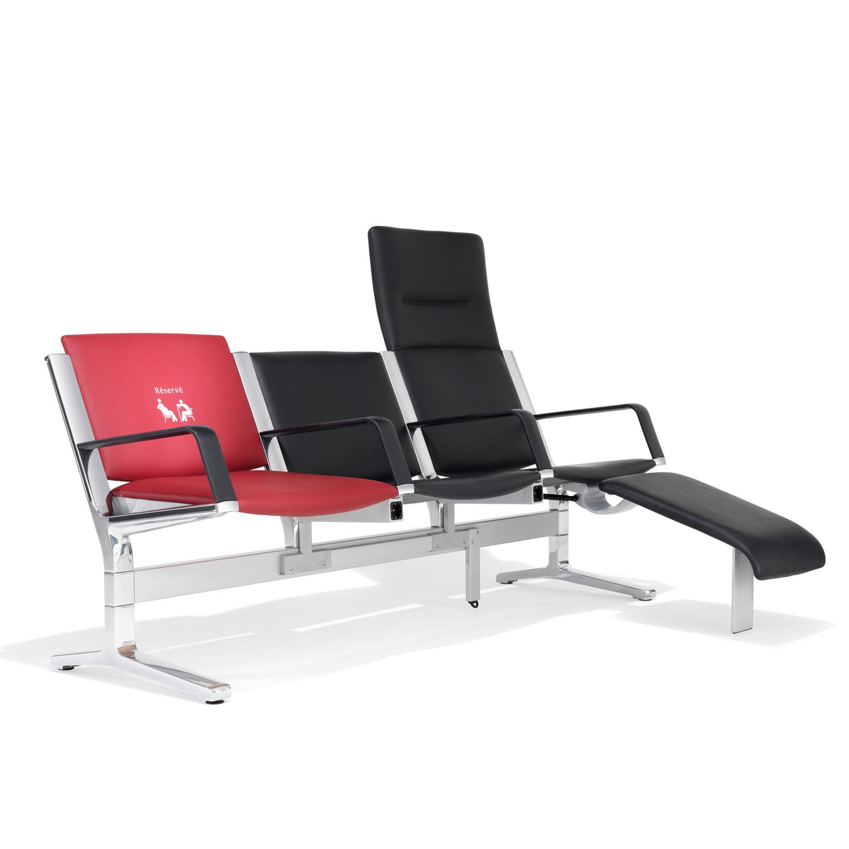 8000 Beam Seating variations