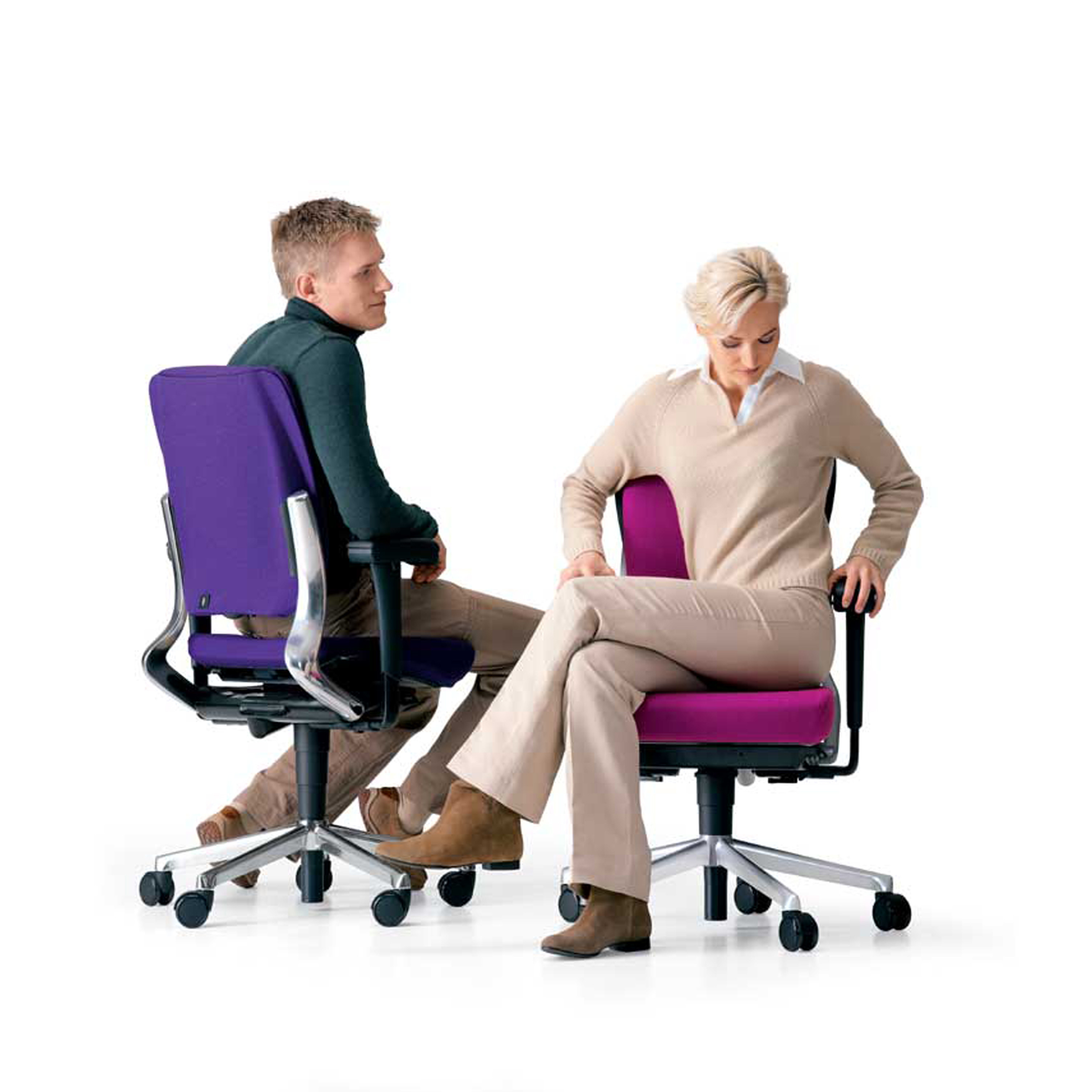 Ahrend 230 Office Chairs