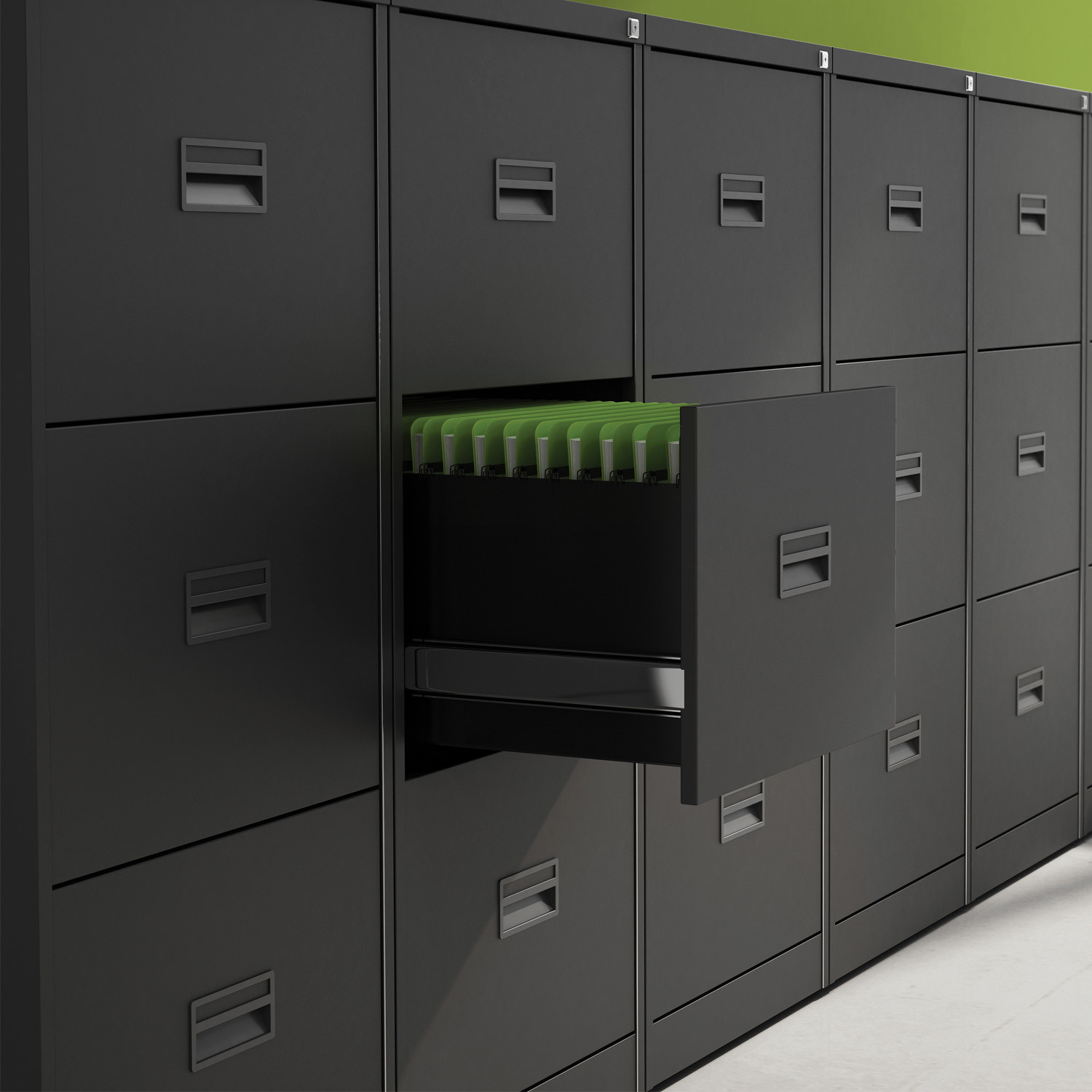 A3 Jumbo & 5 Drawer Filing Cabinets