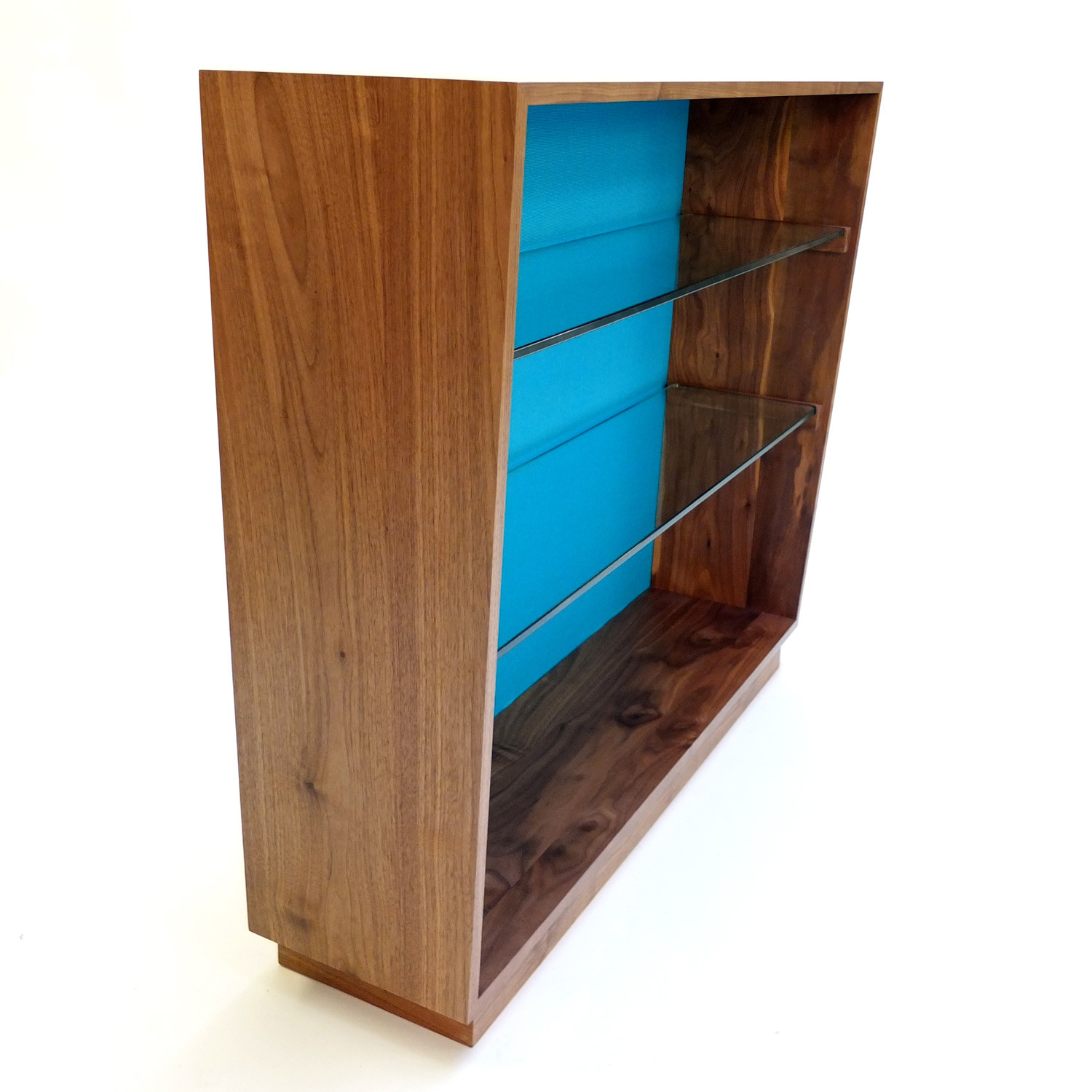 Bark Acorn Bookcase Solid Wooden Bookcase
