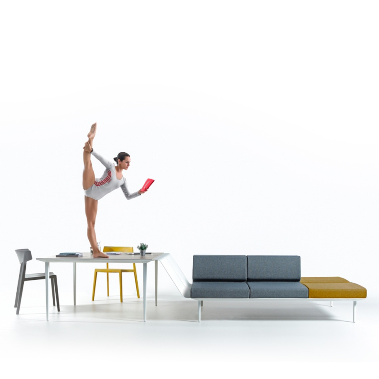 Actiu Longo Modular Furniture