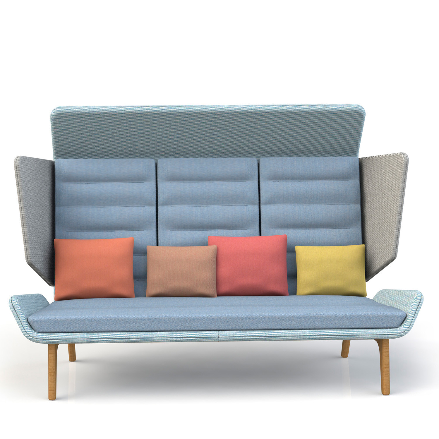 Sofa With High Back