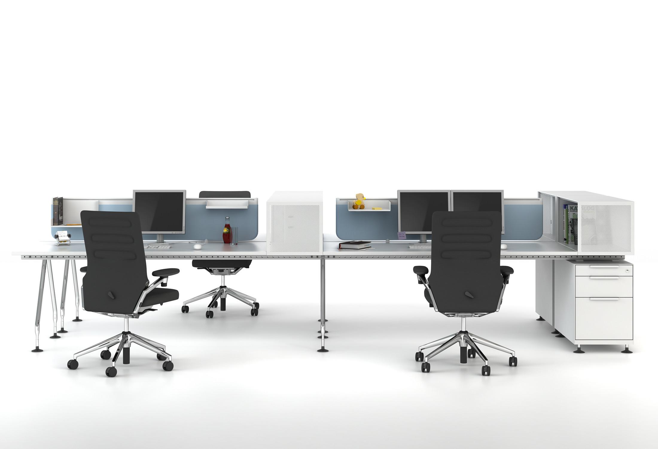 Ad Hoc Bench Desk System