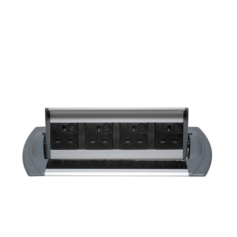 Affinity 4x UK Power Sockets