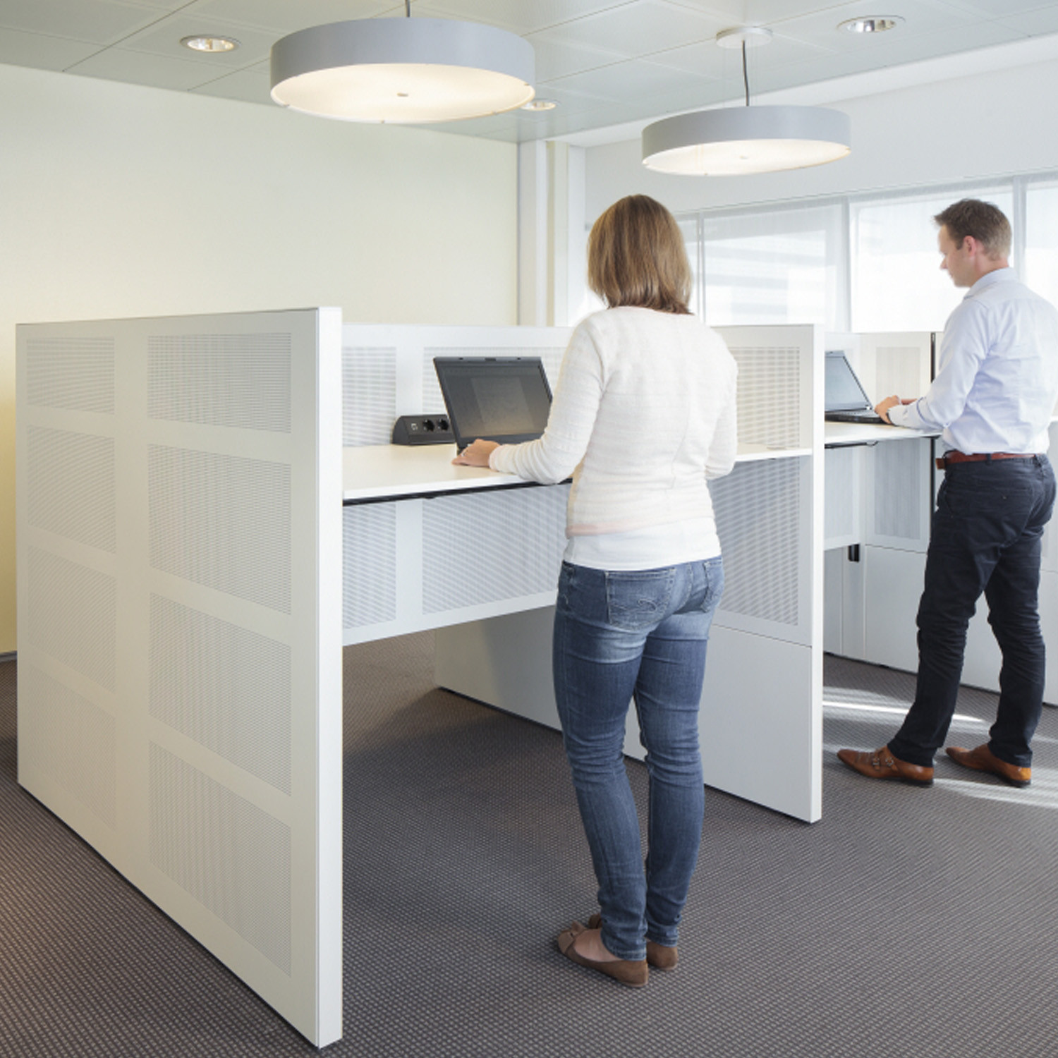 Ahrend Team_Up Office Desks