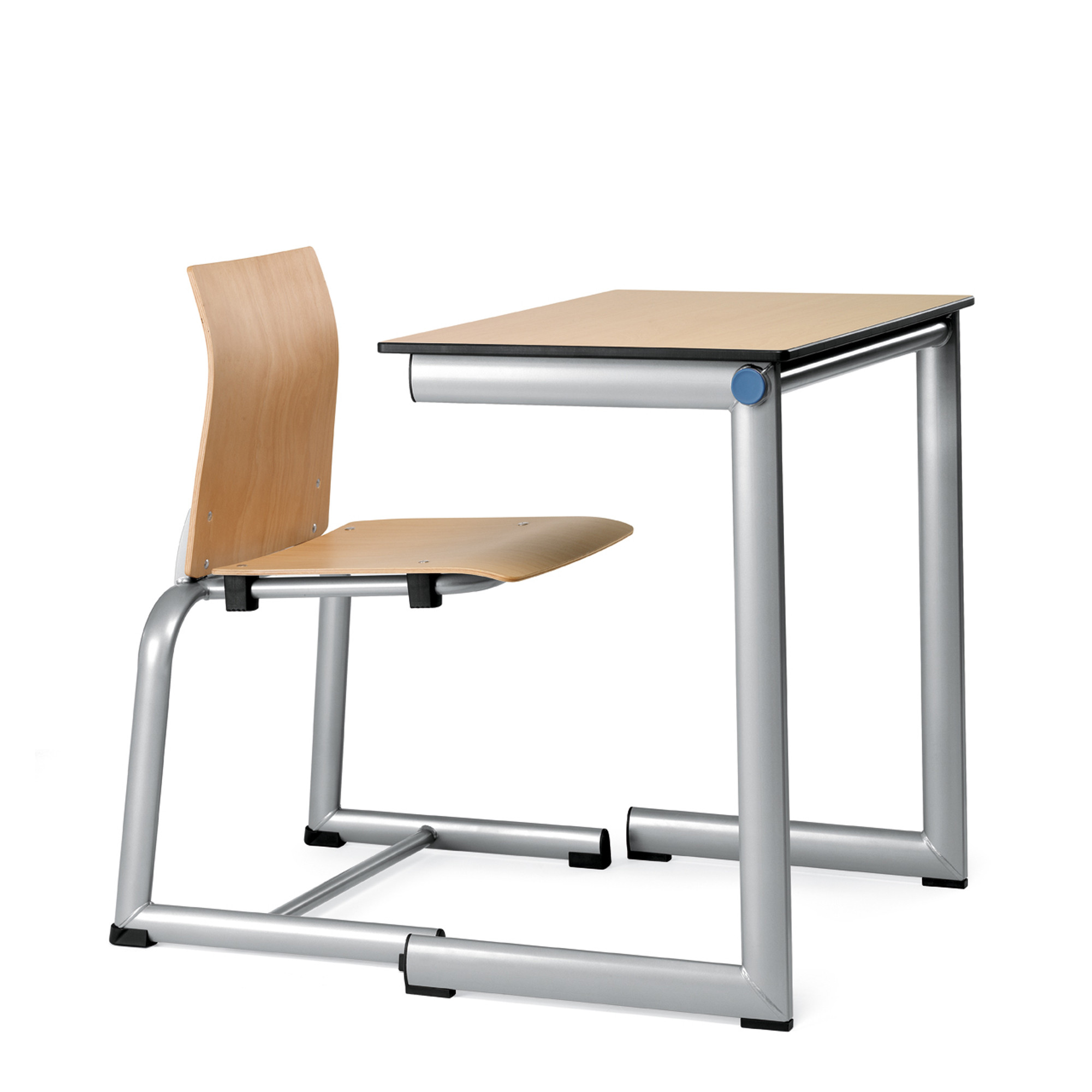 Modern school desk and chair - Ahrend 452 School Chair