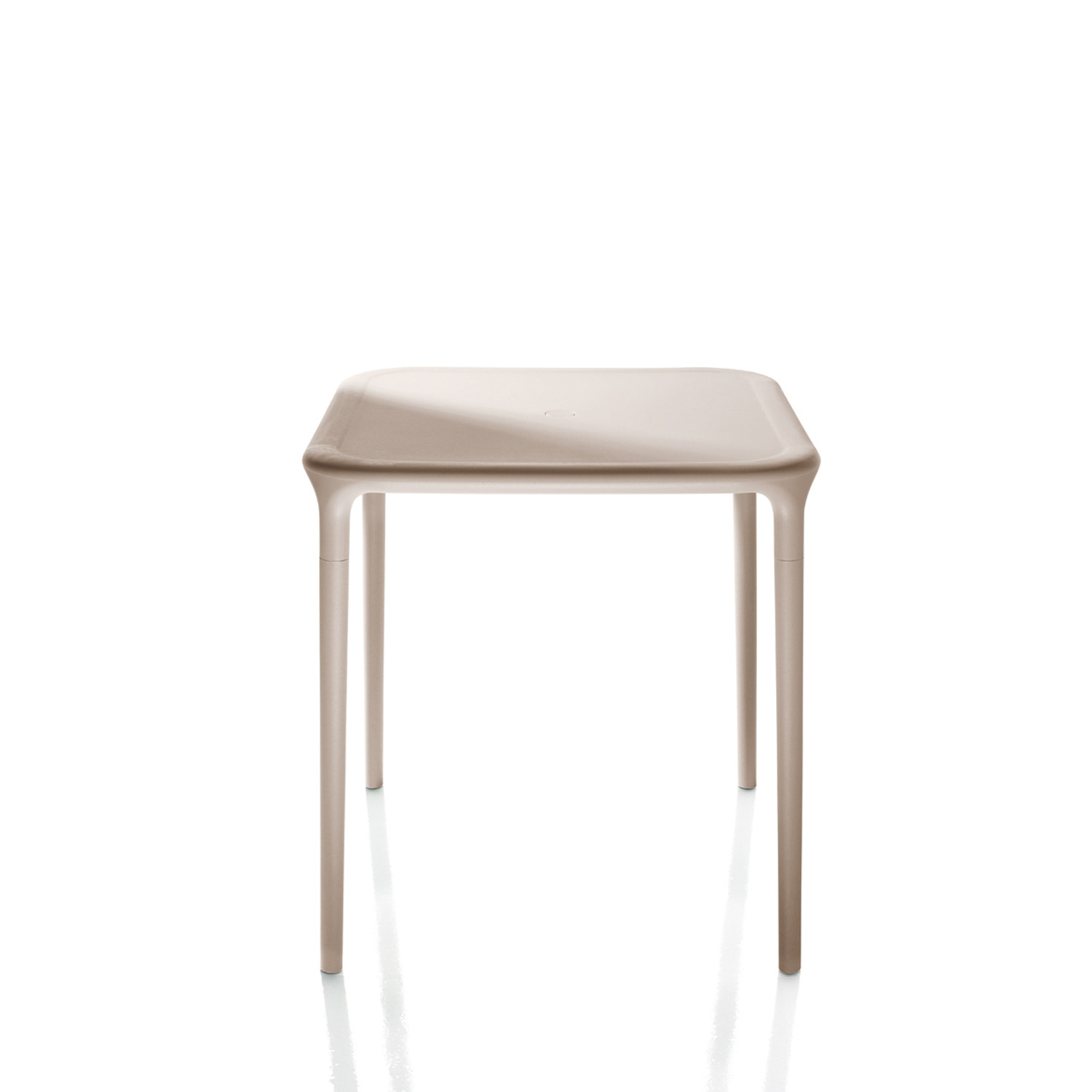 Air Table with square tabletop