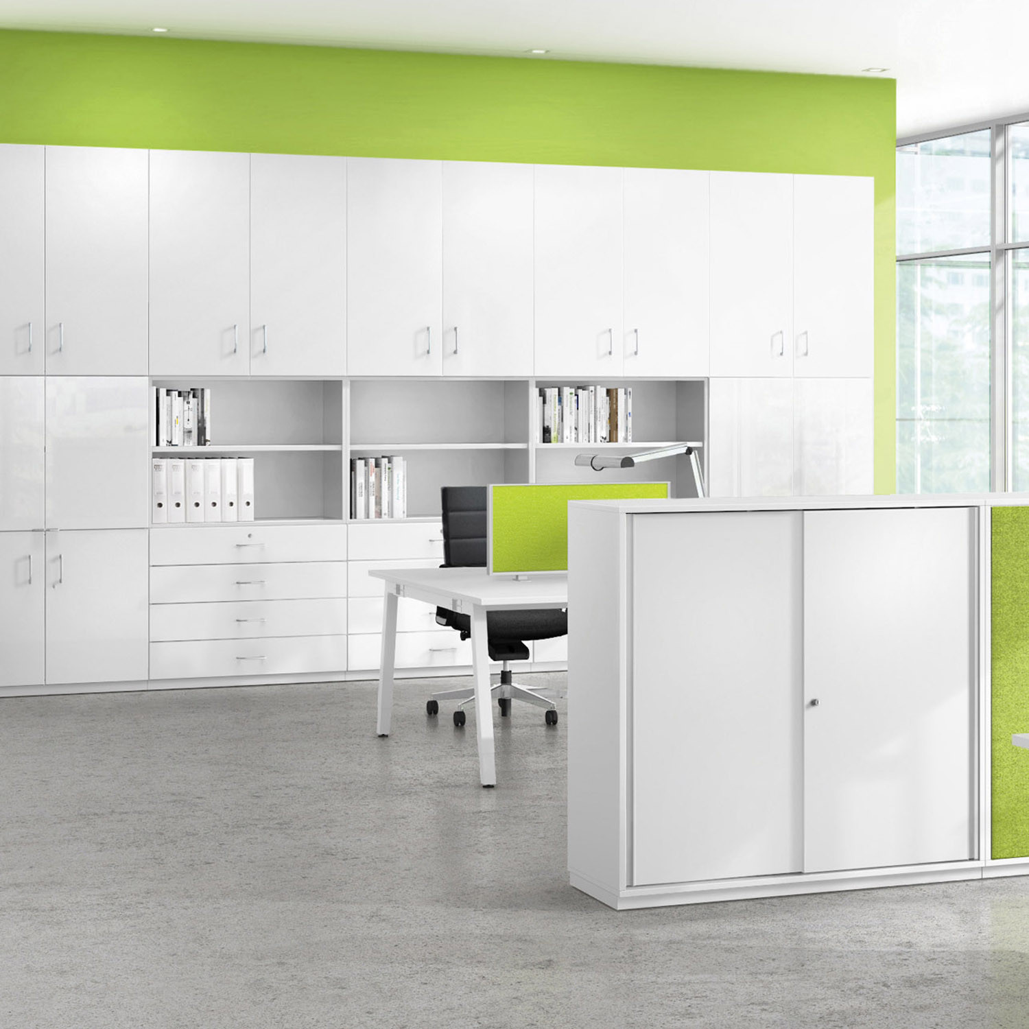 Allvia Office Storage Wall Furniture