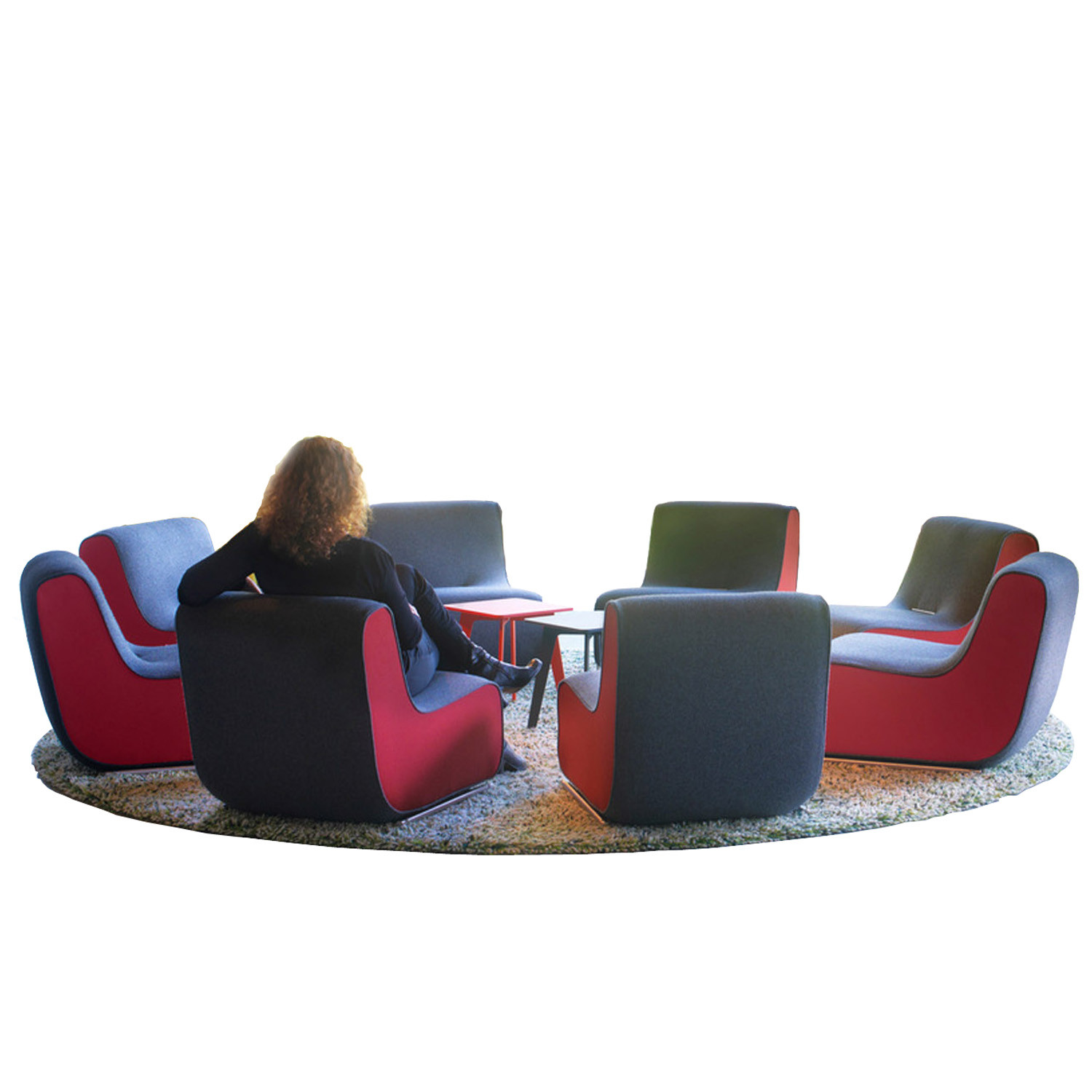 Ally S06 Sectional Seating