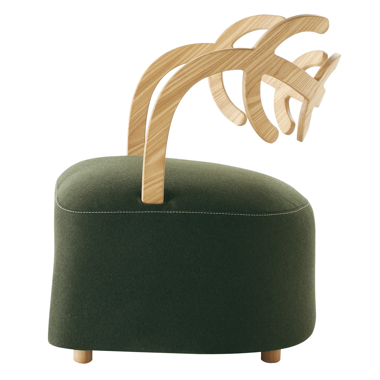 Antler Low Armchair