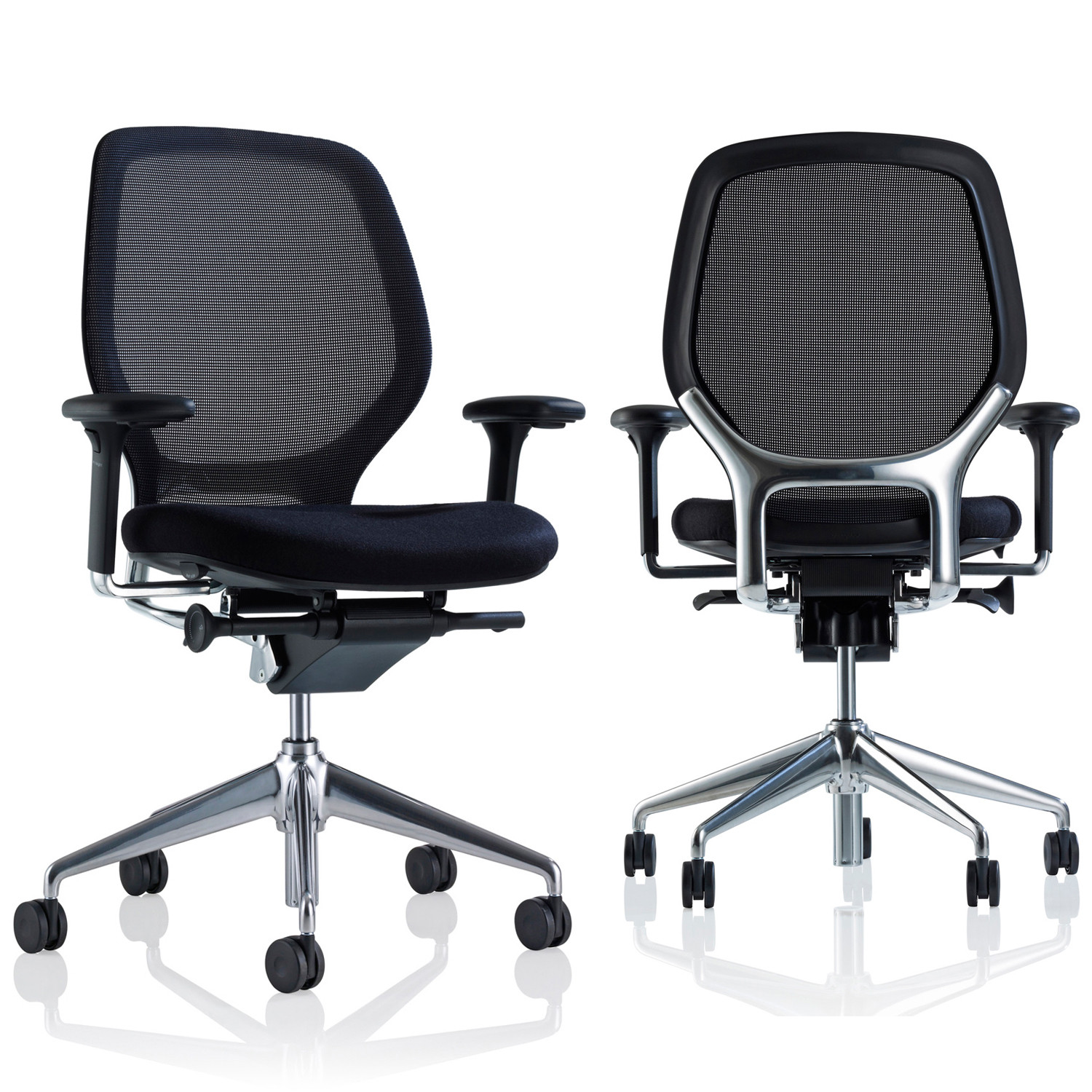 back support for office chair with Ara Mesh Task Chairs on Desk Chair furthermore Store additionally Capisco also Clarathomson in addition Ara Mesh Task Chairs.