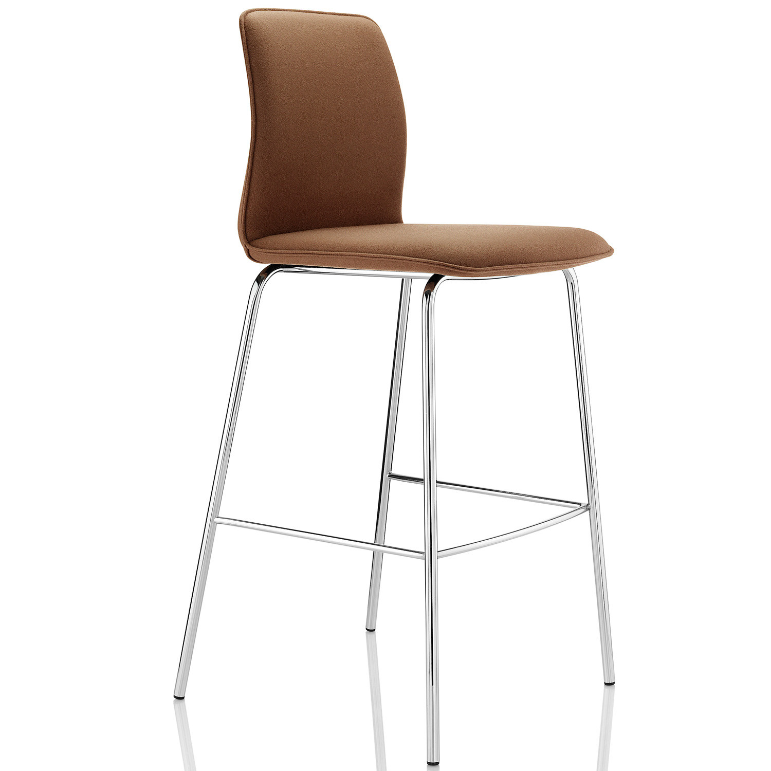Arran Stool with 4-Legged Base by Boss Design
