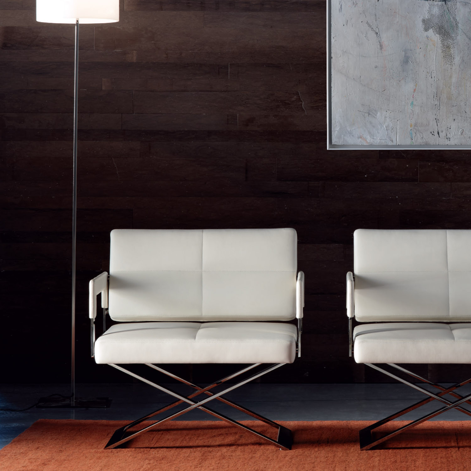 Aster X Director's Armchairs by Poltrona Frau