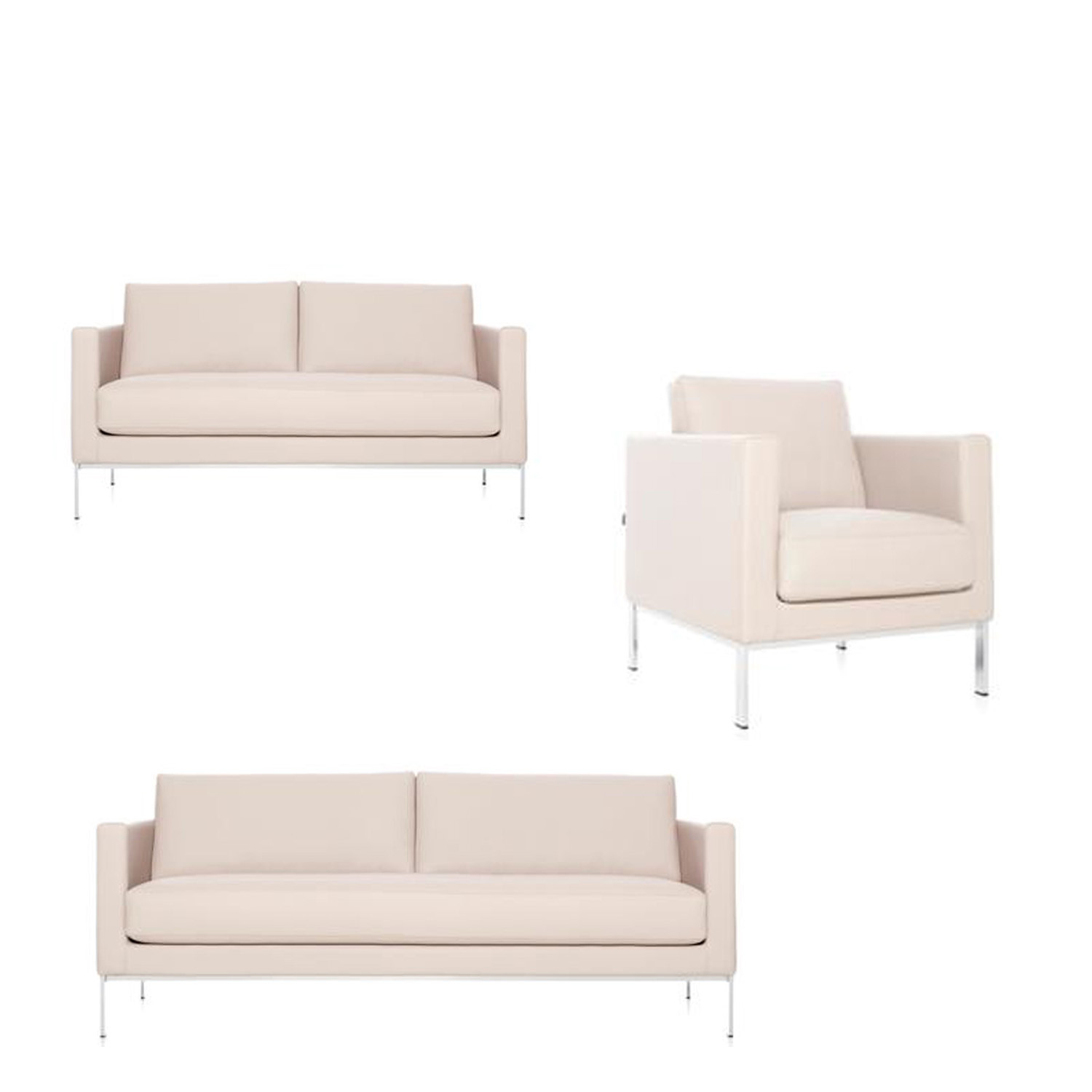 Avenue Sofa and Armchair