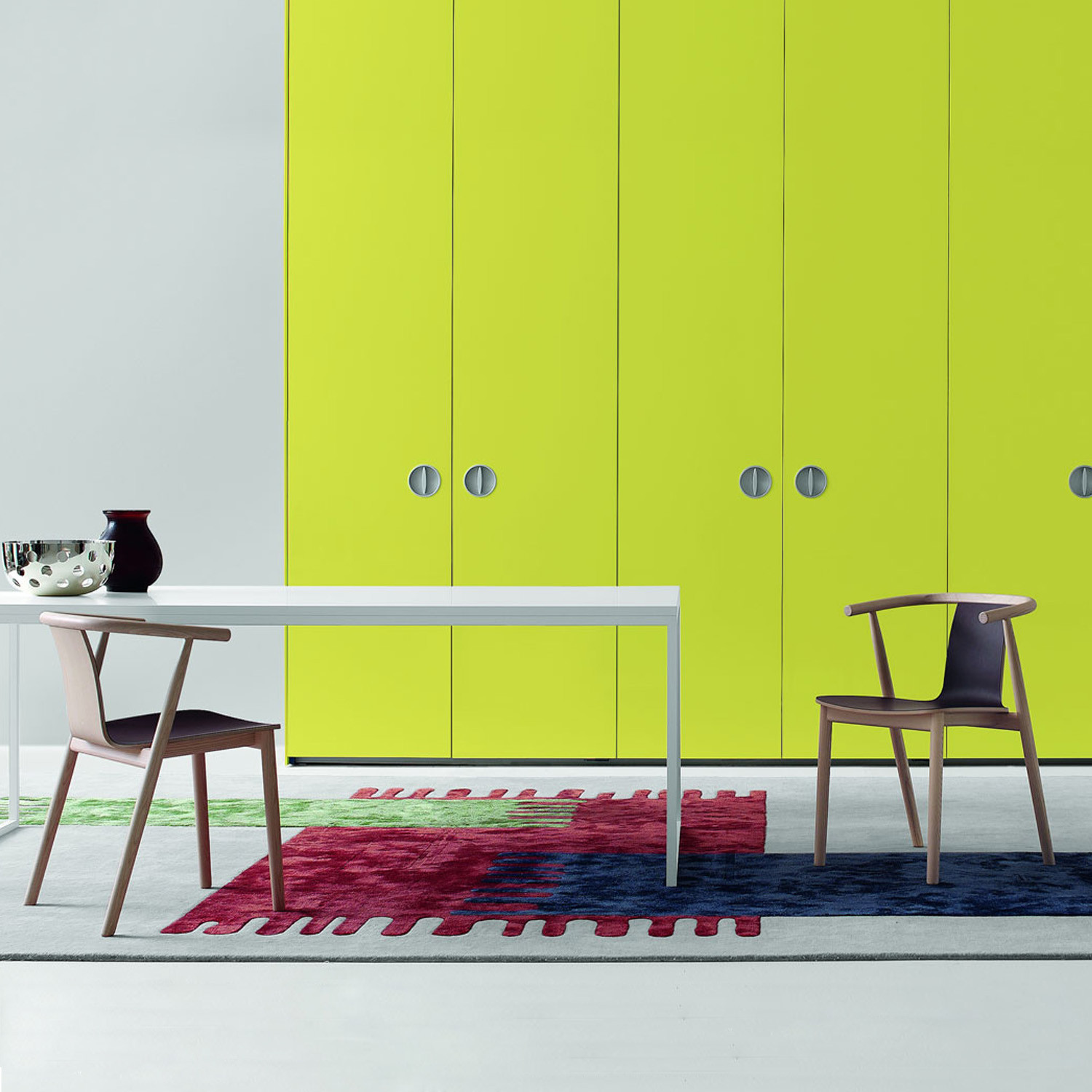 Bac Chairs by Cappellini
