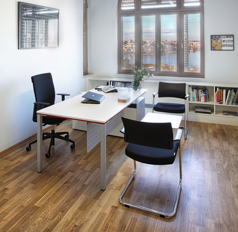 Barbari Office Desks by Koleksiyon