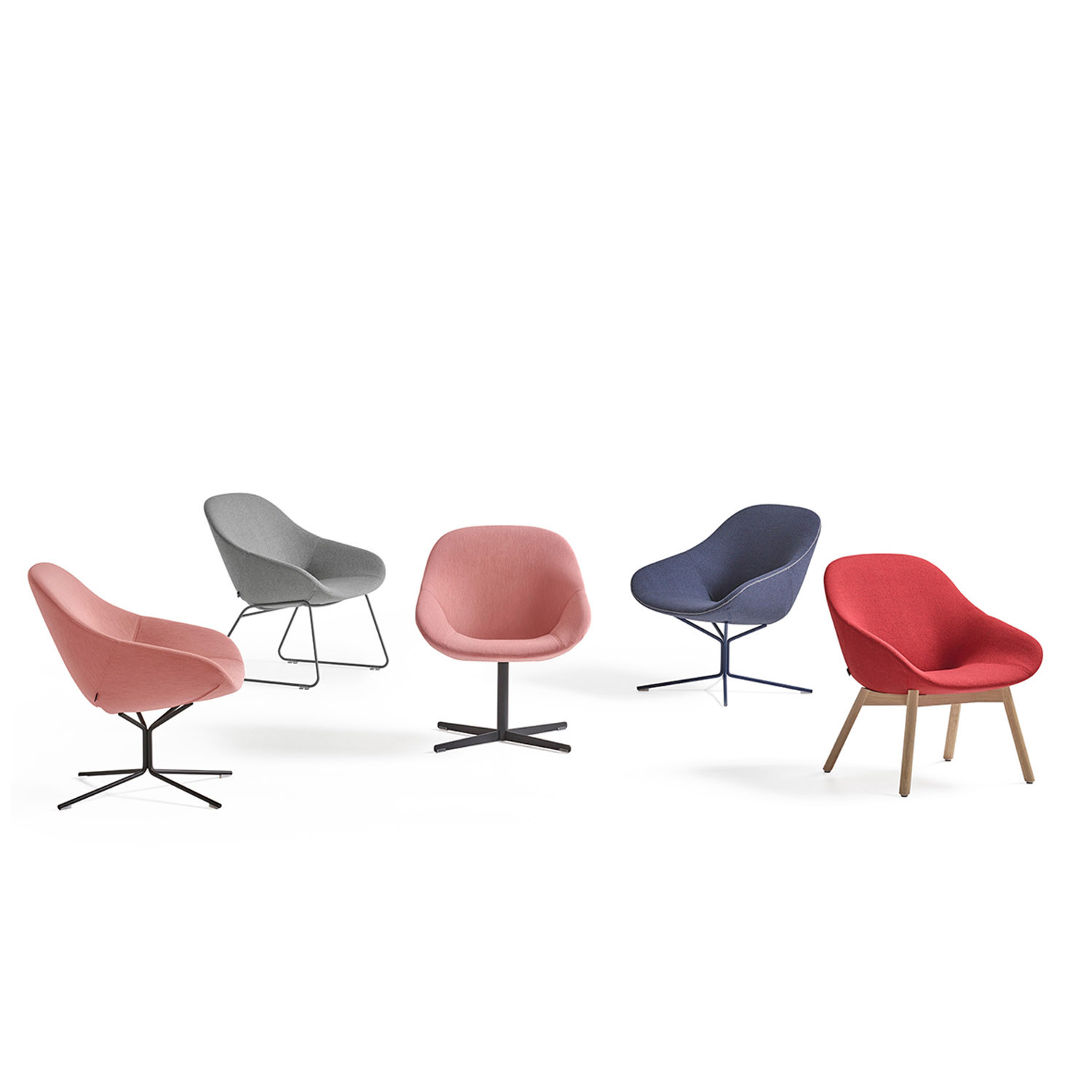 Beso Lounge Chairs