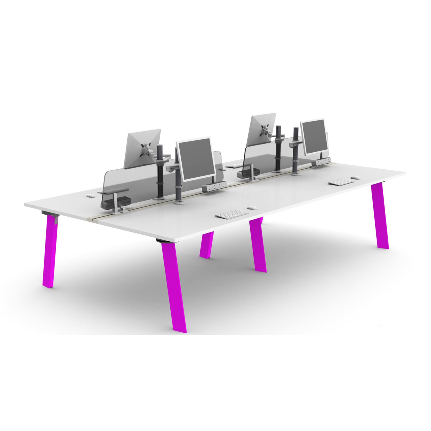 Blade Tables Bench Desking