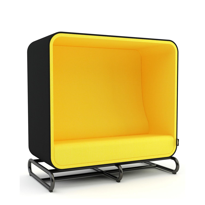 The Box High Back Sofa