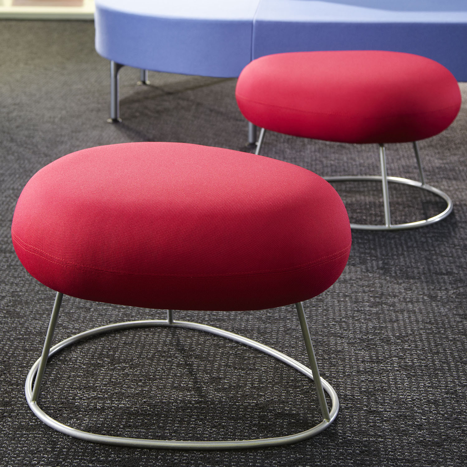 Bubble Stools for Breakout Areas