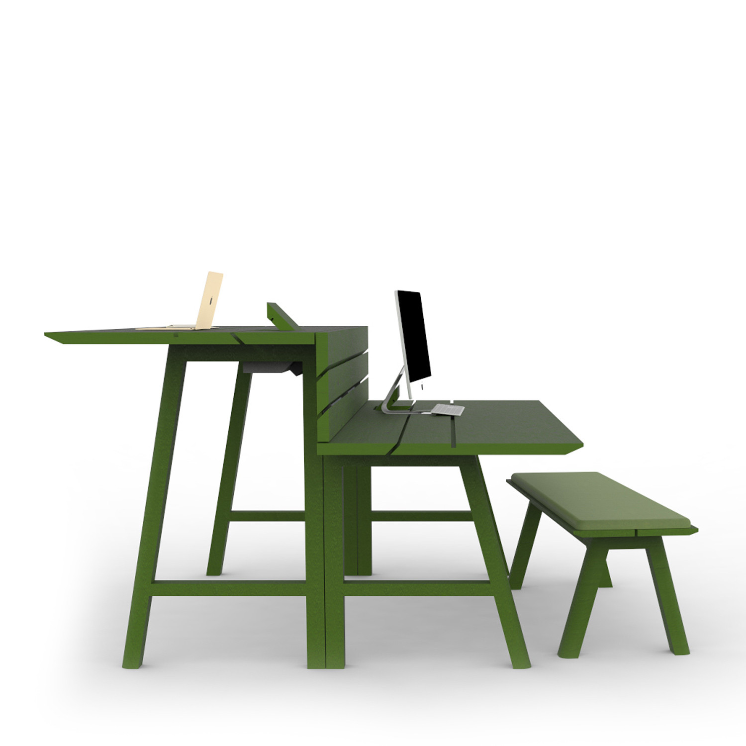 Buzzipicnic High Low Table