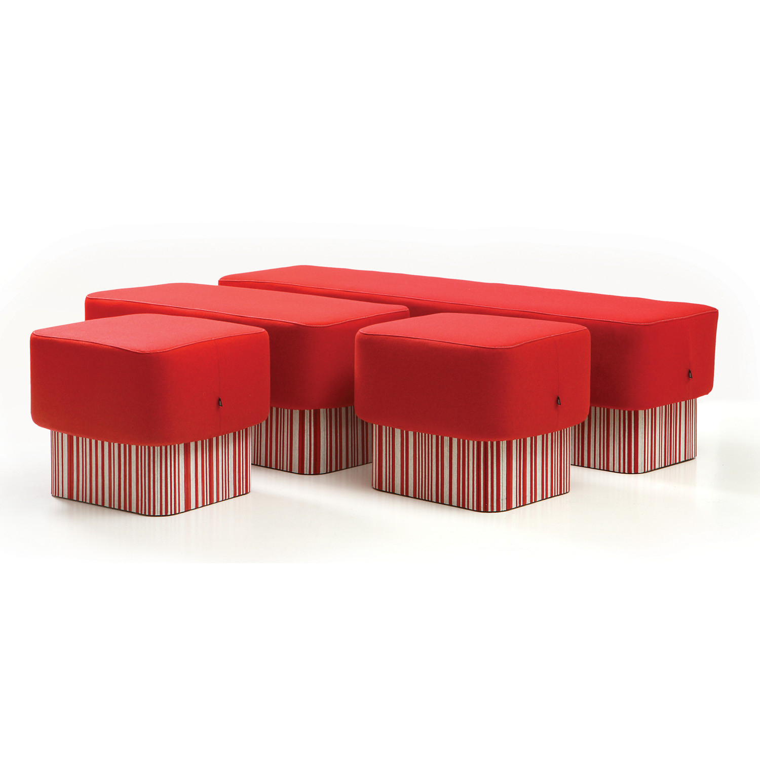 BuzziSeat Stool and Benches