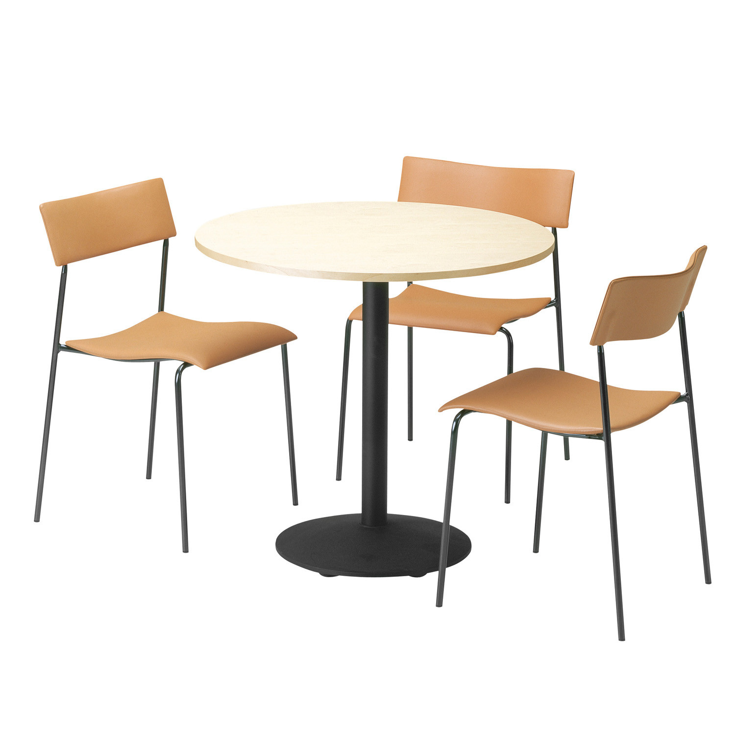 campus cafe table breakout furniture by lammhults. Black Bedroom Furniture Sets. Home Design Ideas