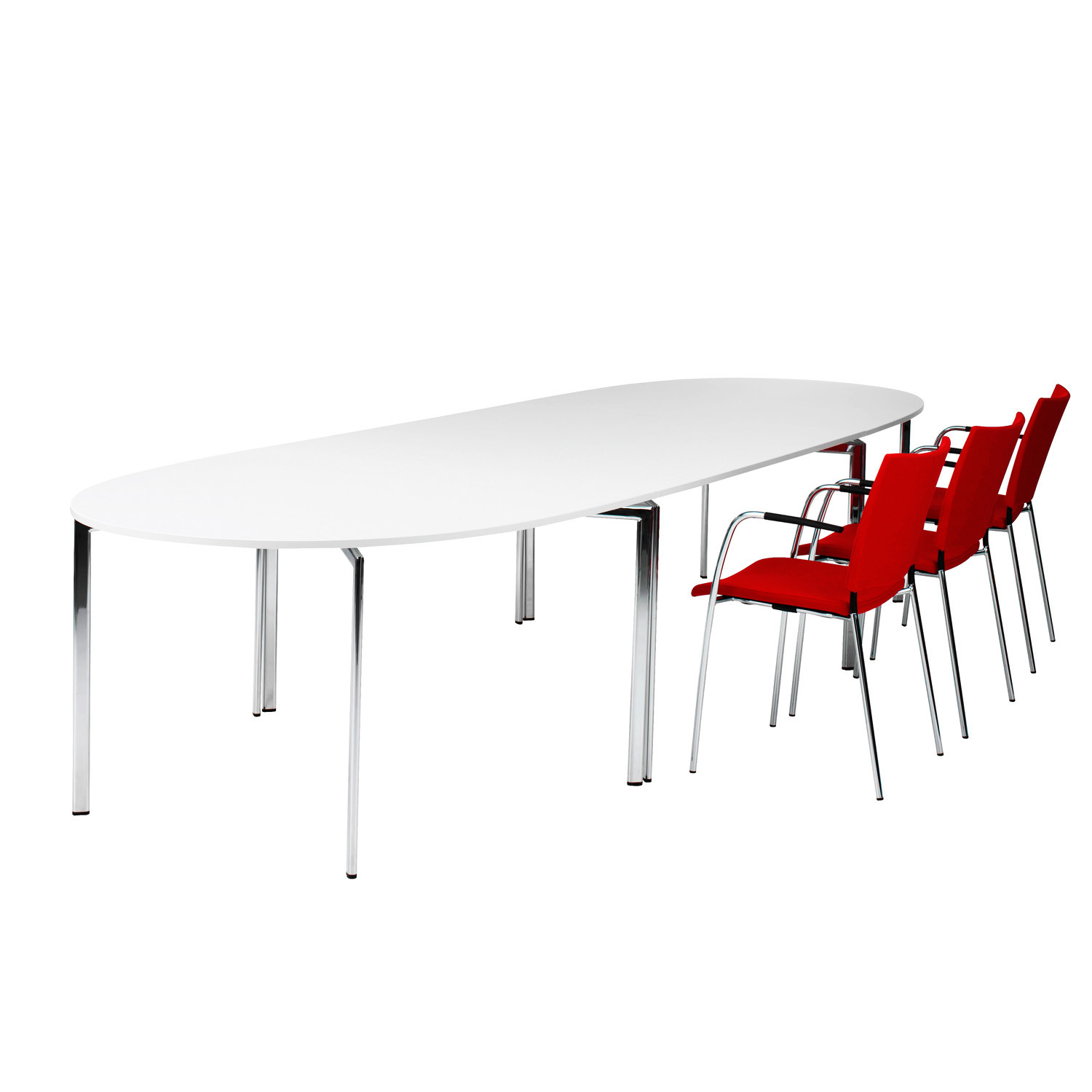 Campus conference table