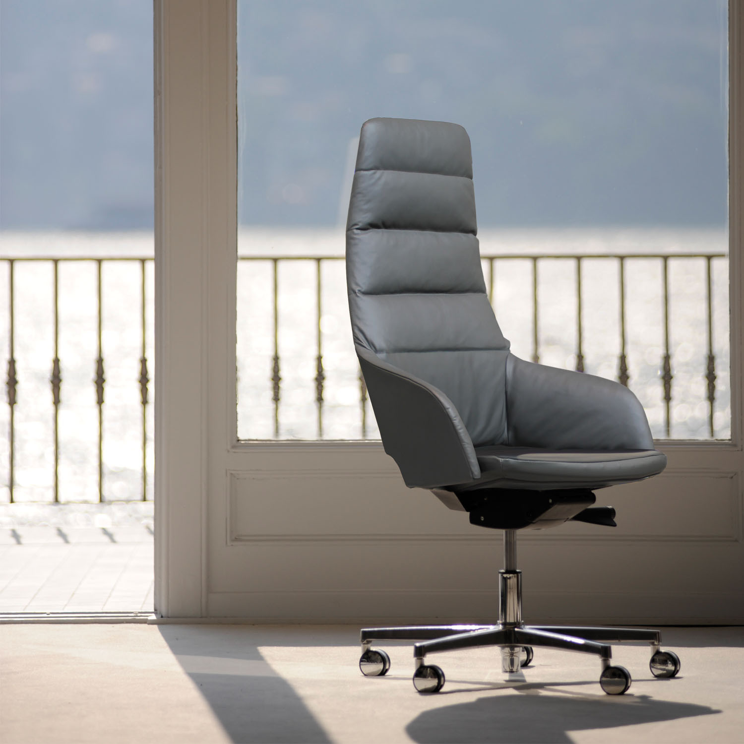 Sinetica Captain Soft Executive Seating