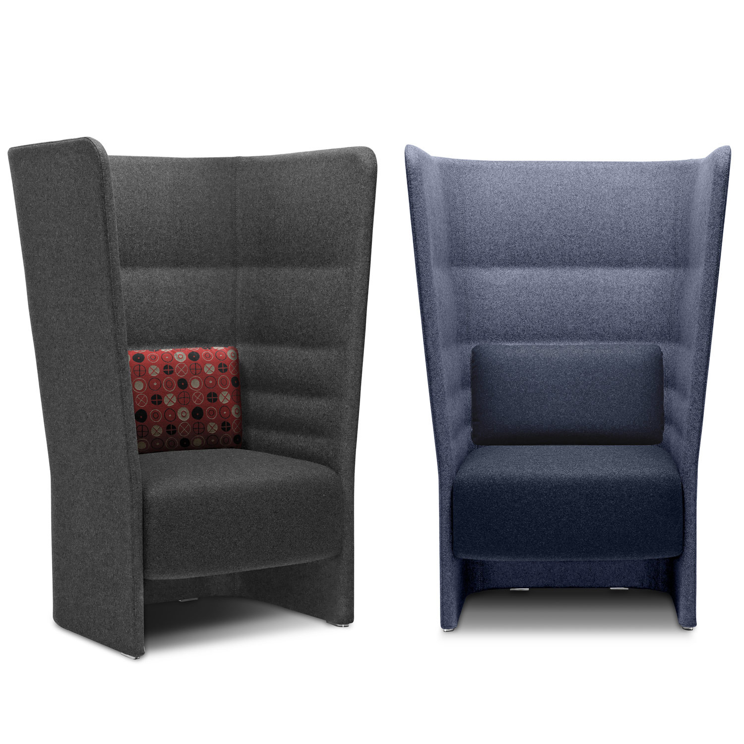 Cell 128 High Back Armchair | Apres Furniture