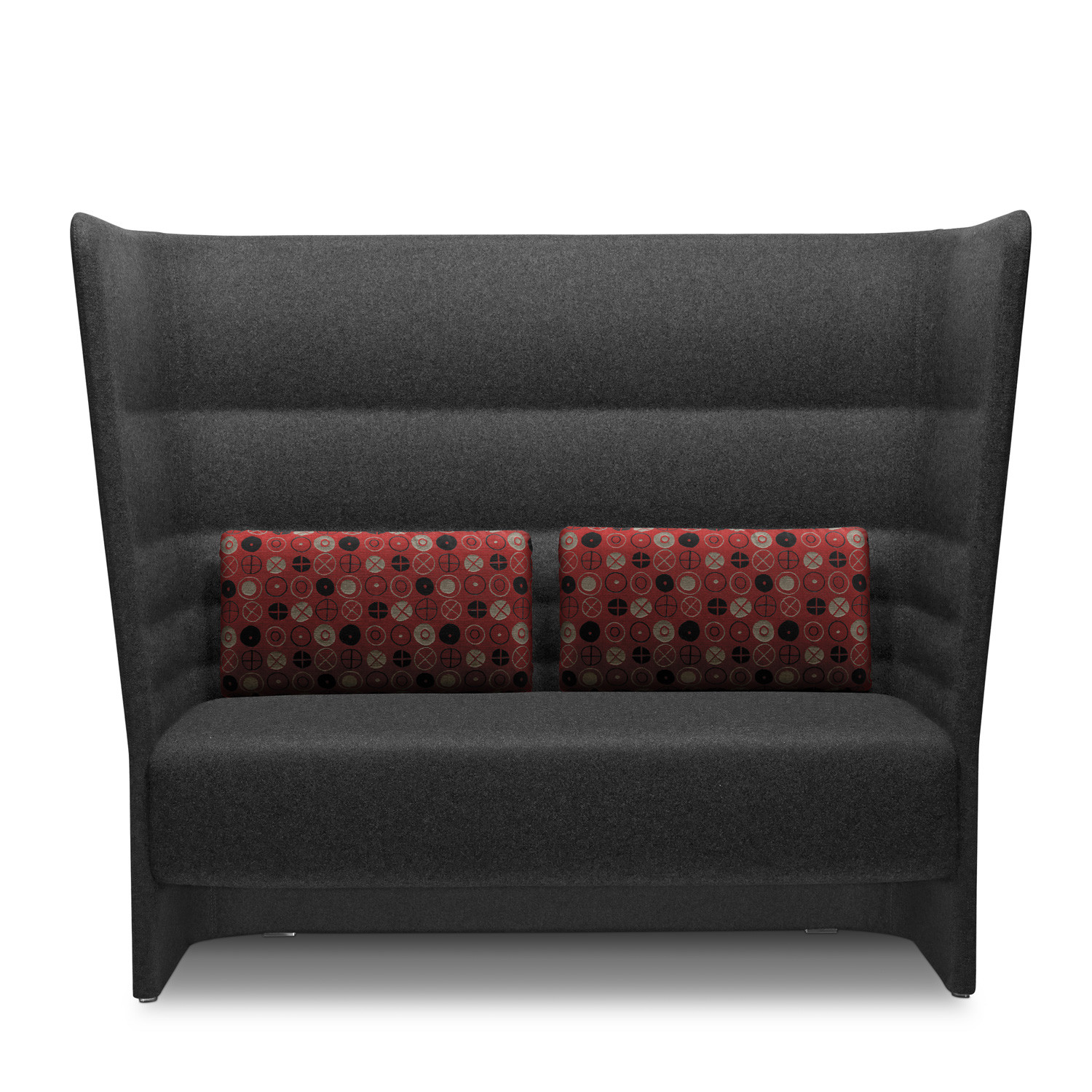 Cell 128 High Back Sofa