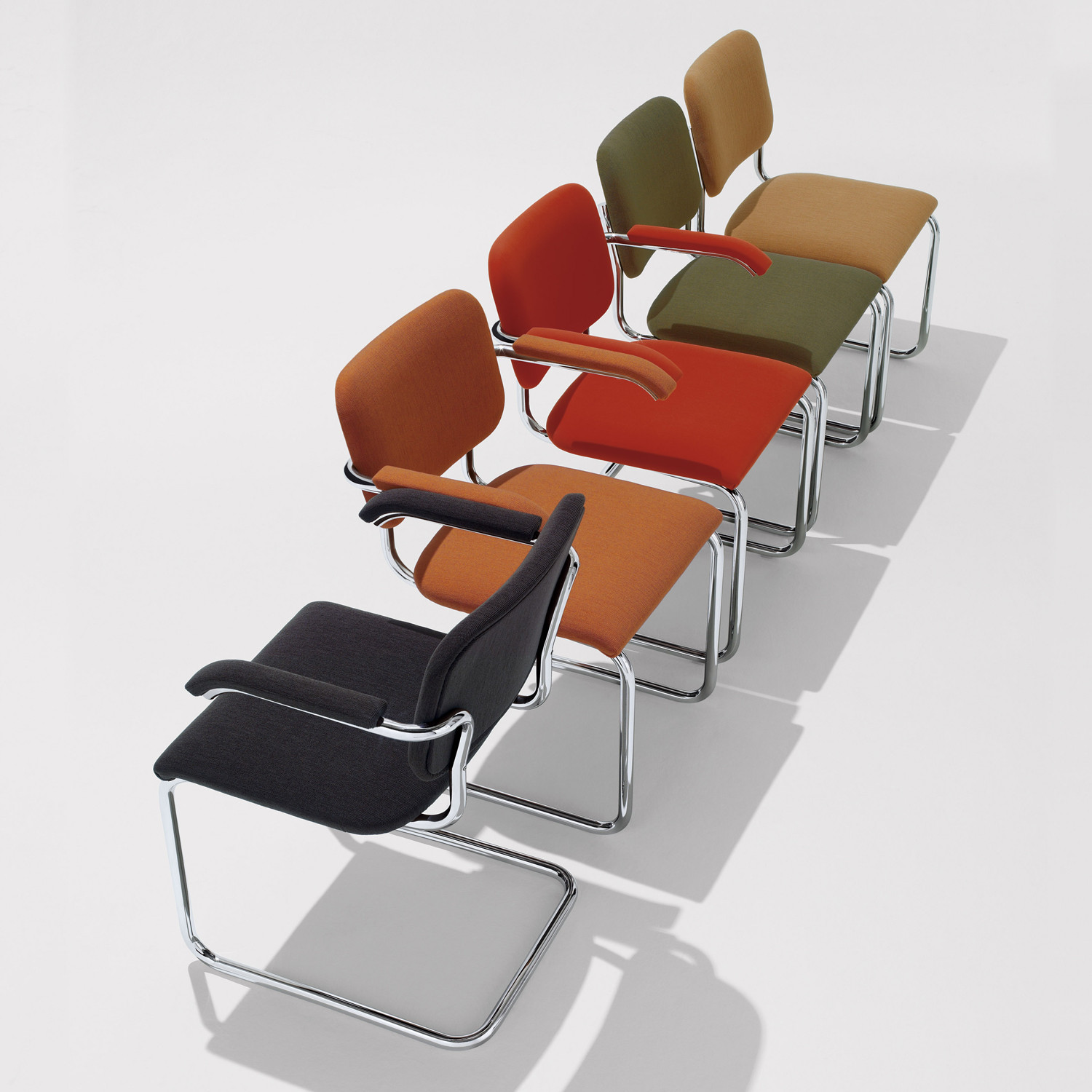 Cesca Chairs by Knoll