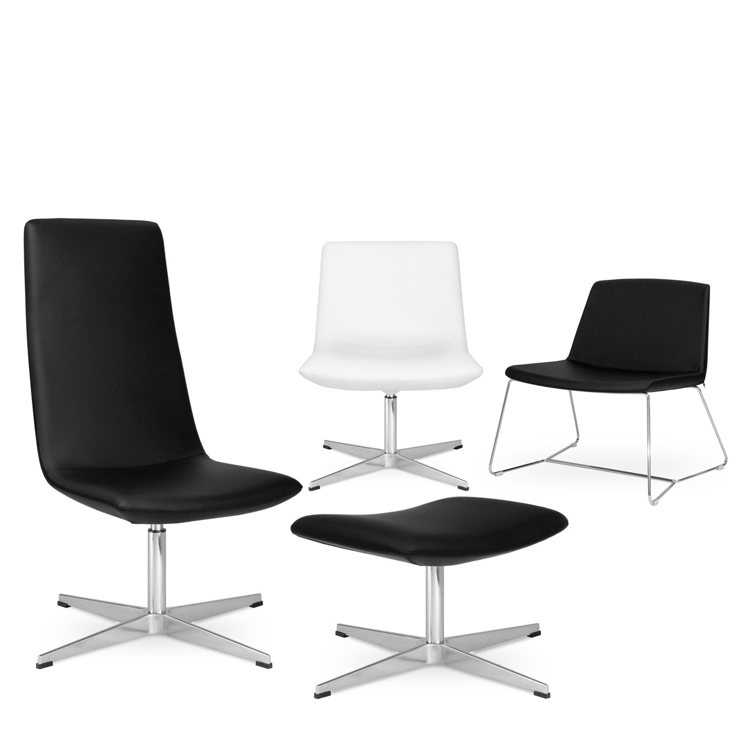 Chique Lounge Chairs