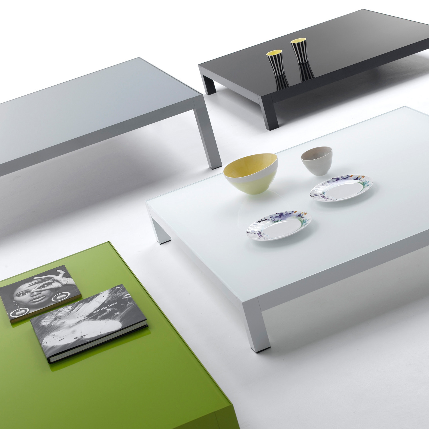 Beau Colors Coffee Tables By MDF Italia