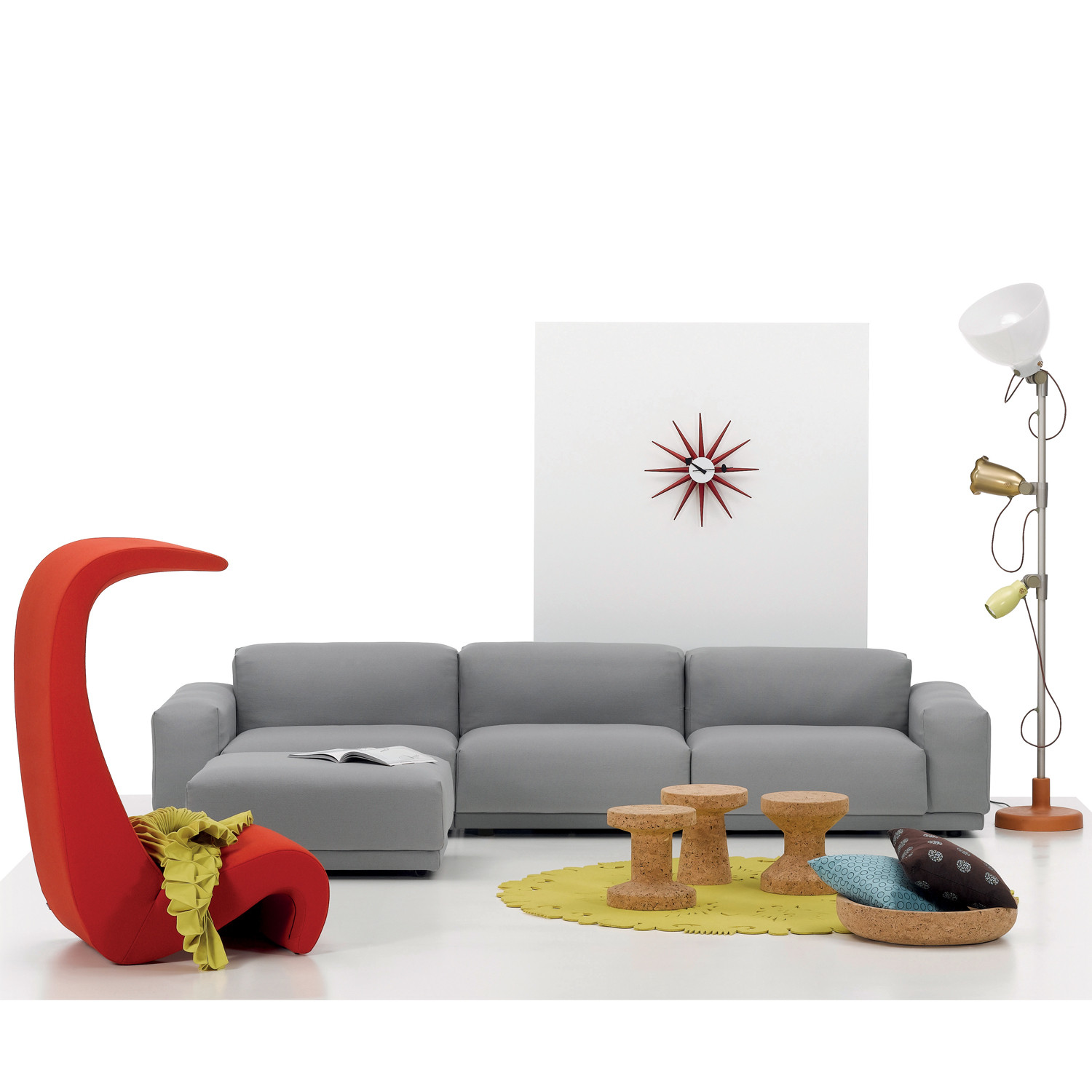 Cork Furniture: Vitra Home Collection