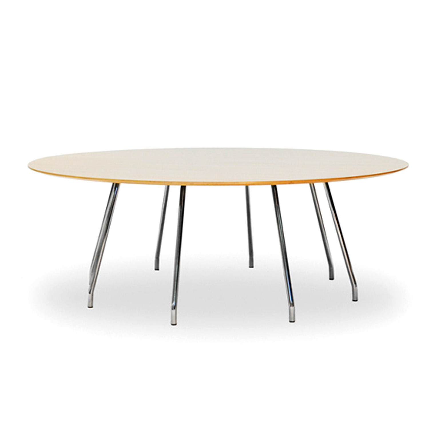 Cornflake Round Table Office Table Apres Furniture - Large round office table