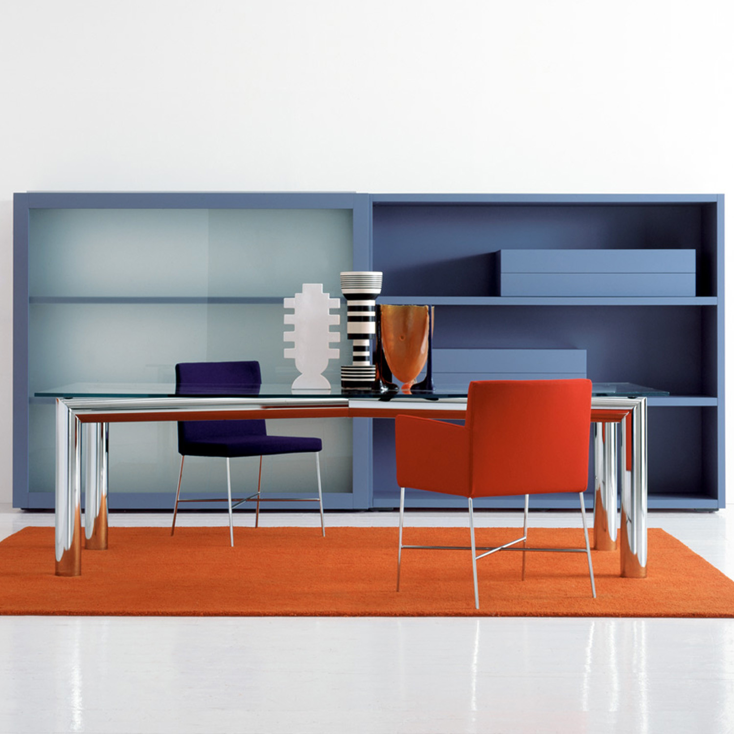 Crossoft Chair by Cappellini