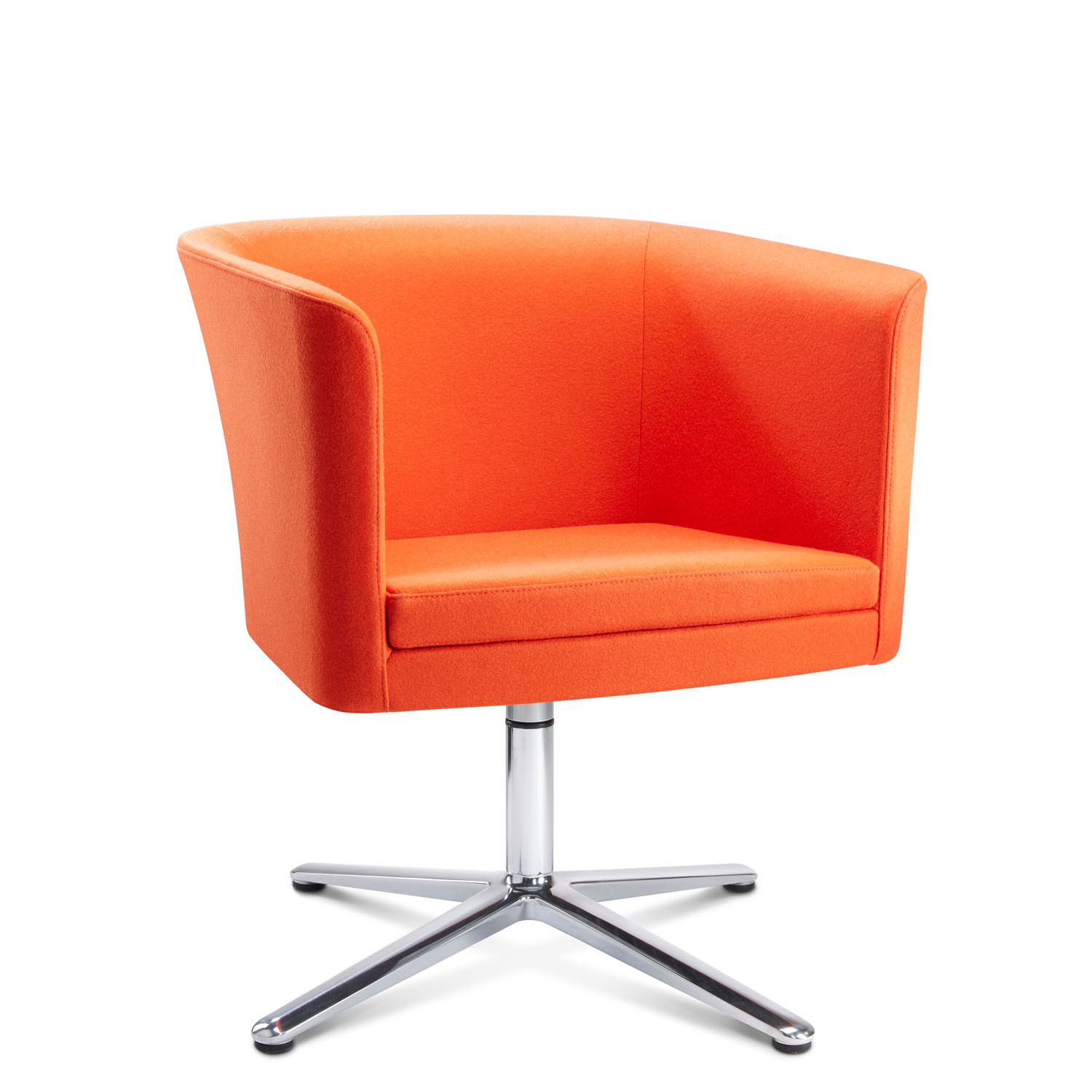 Rive Droite Chair | Swivel Armchair | Apres Furniture