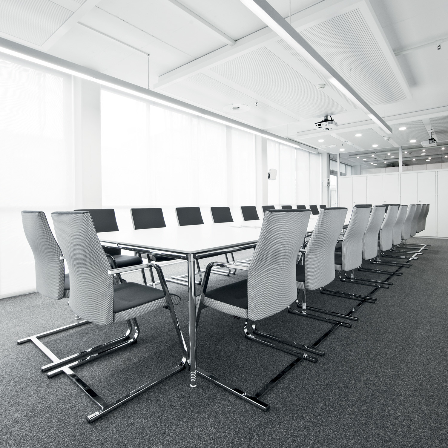 CuboFLEX Office Meeting Chairs