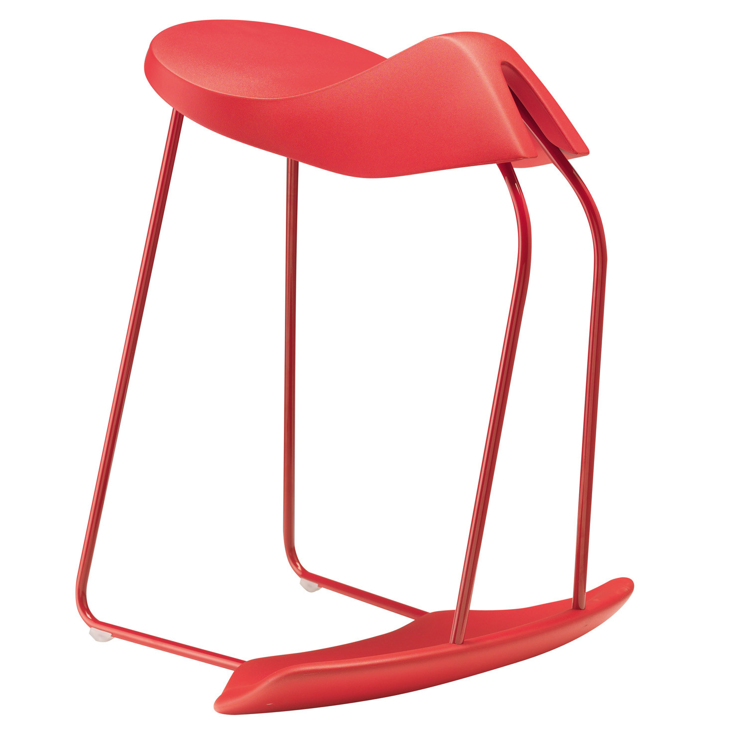 Dinamica Rocking Chair aids to adapt a correct posture