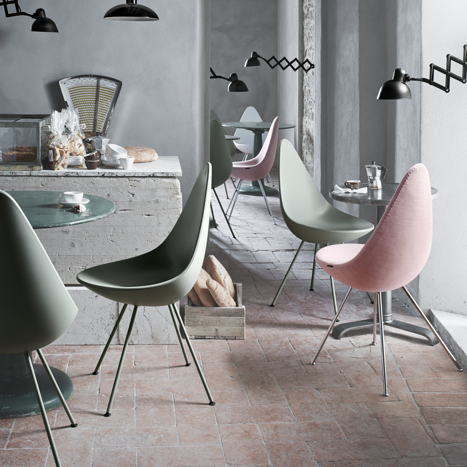 Drop™ Chairs 3110