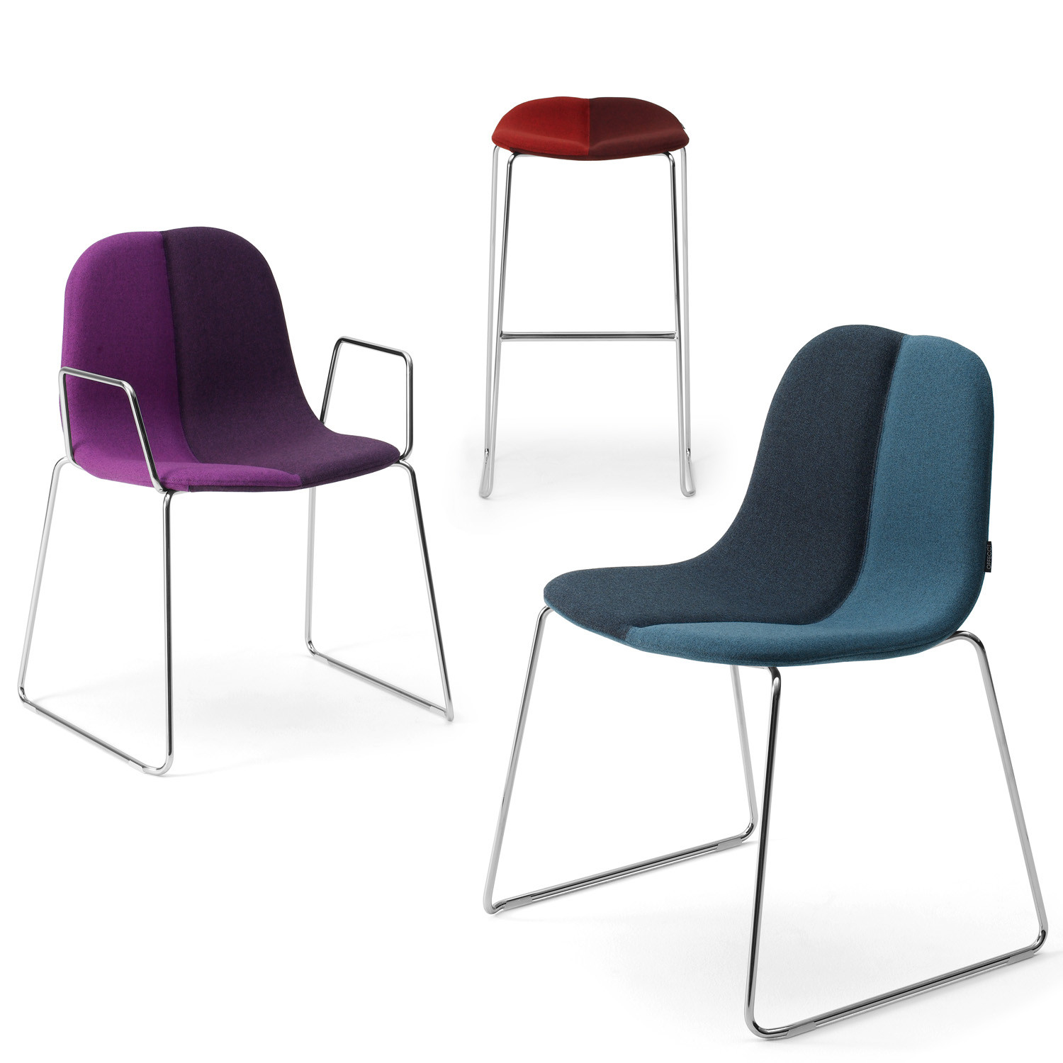 Duo Seating by Offecct
