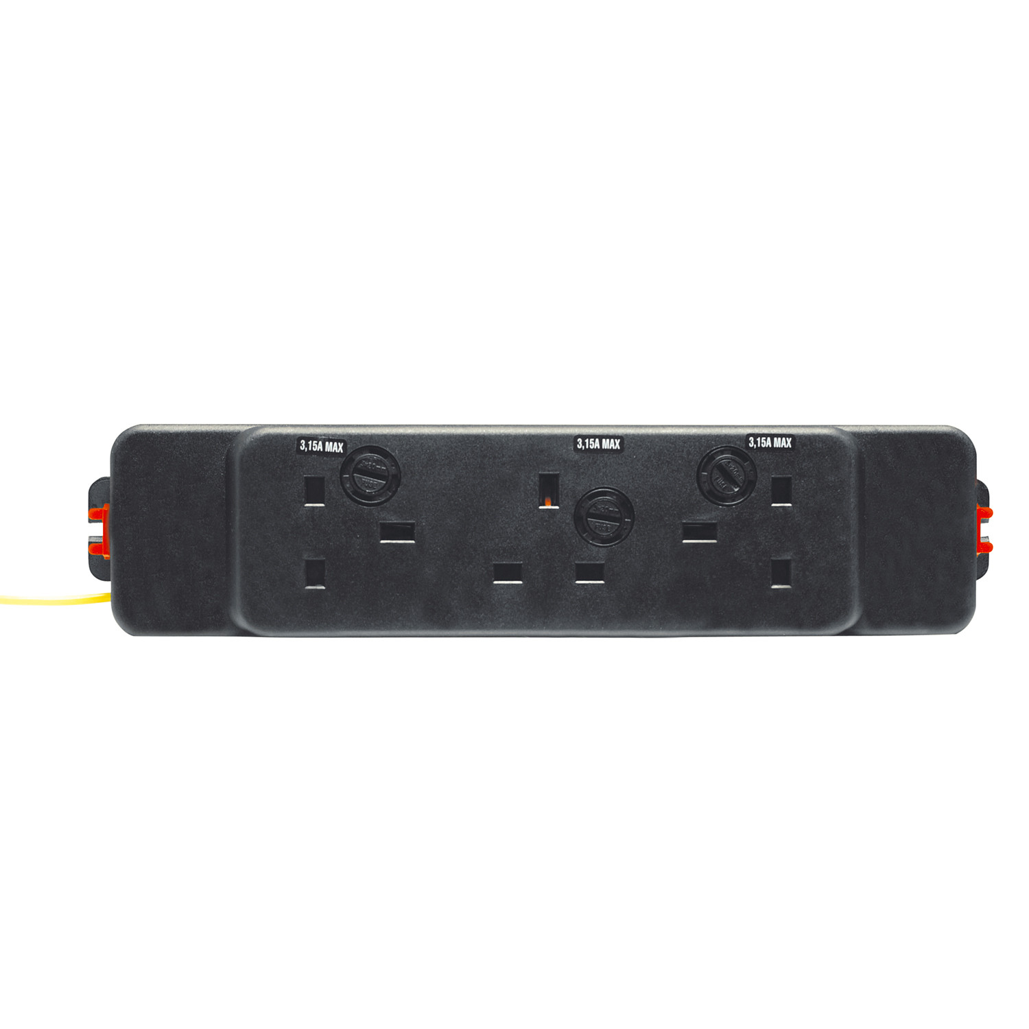 Elite 3x UK 3.15A Power Sockets