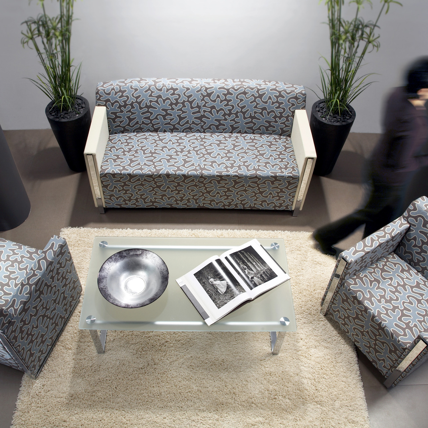 Equity Glass Coffee Table