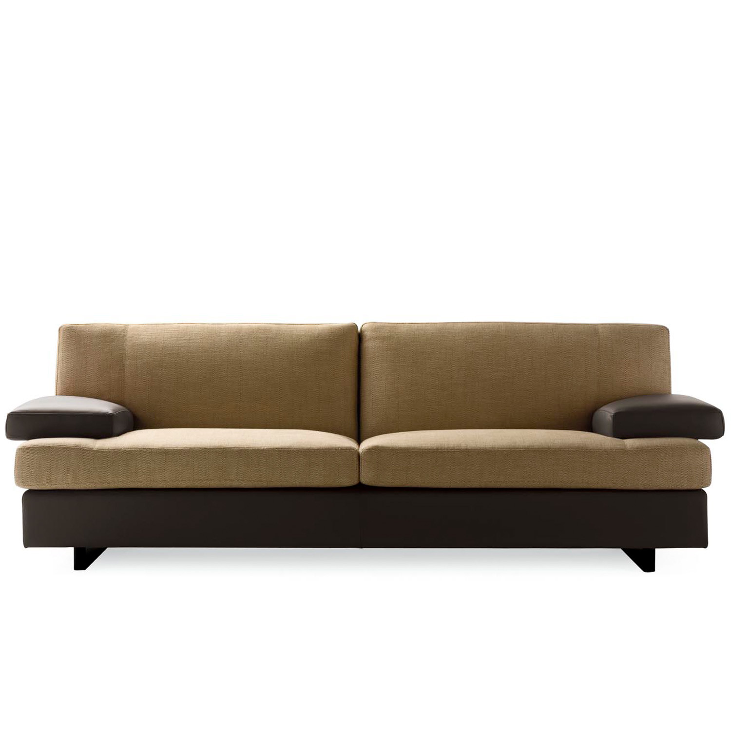 Eskilo Sofa in Fabric and Leather