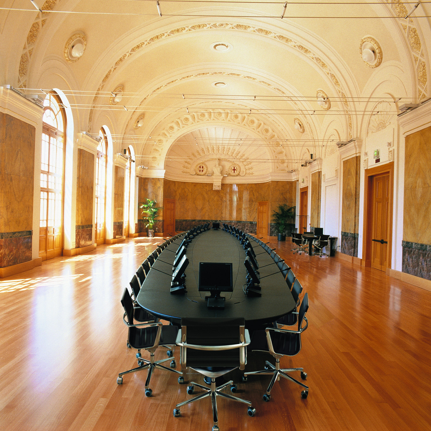 ICF Spa Executive Conference Table