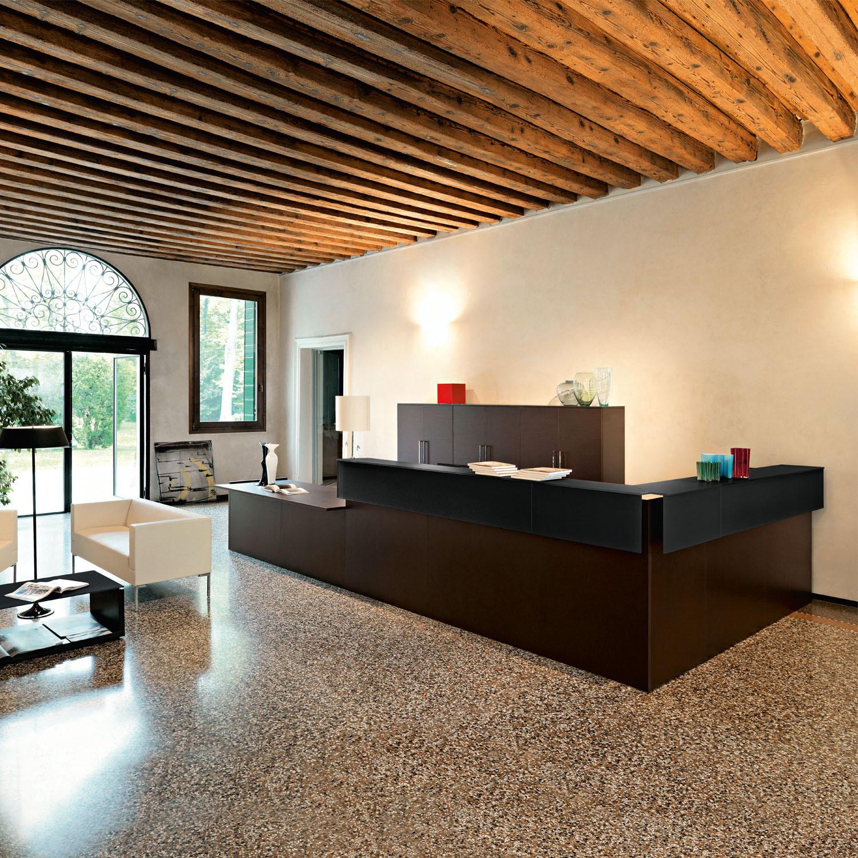 Sinetica Factory Reception Desk